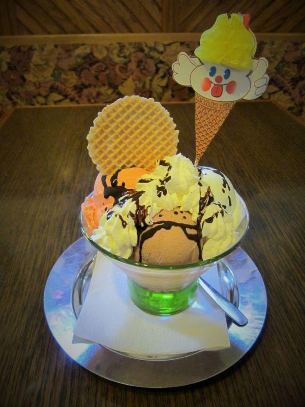 Porcija sladoleda